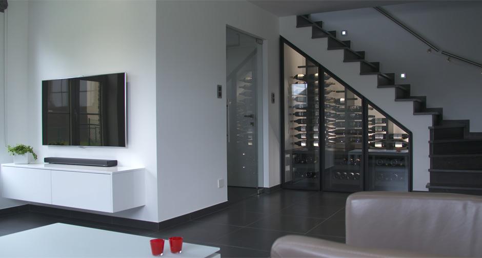 armoire a vin sur mesure cave a vin sur mesure particulier and cave a vin sur mesure. Black Bedroom Furniture Sets. Home Design Ideas