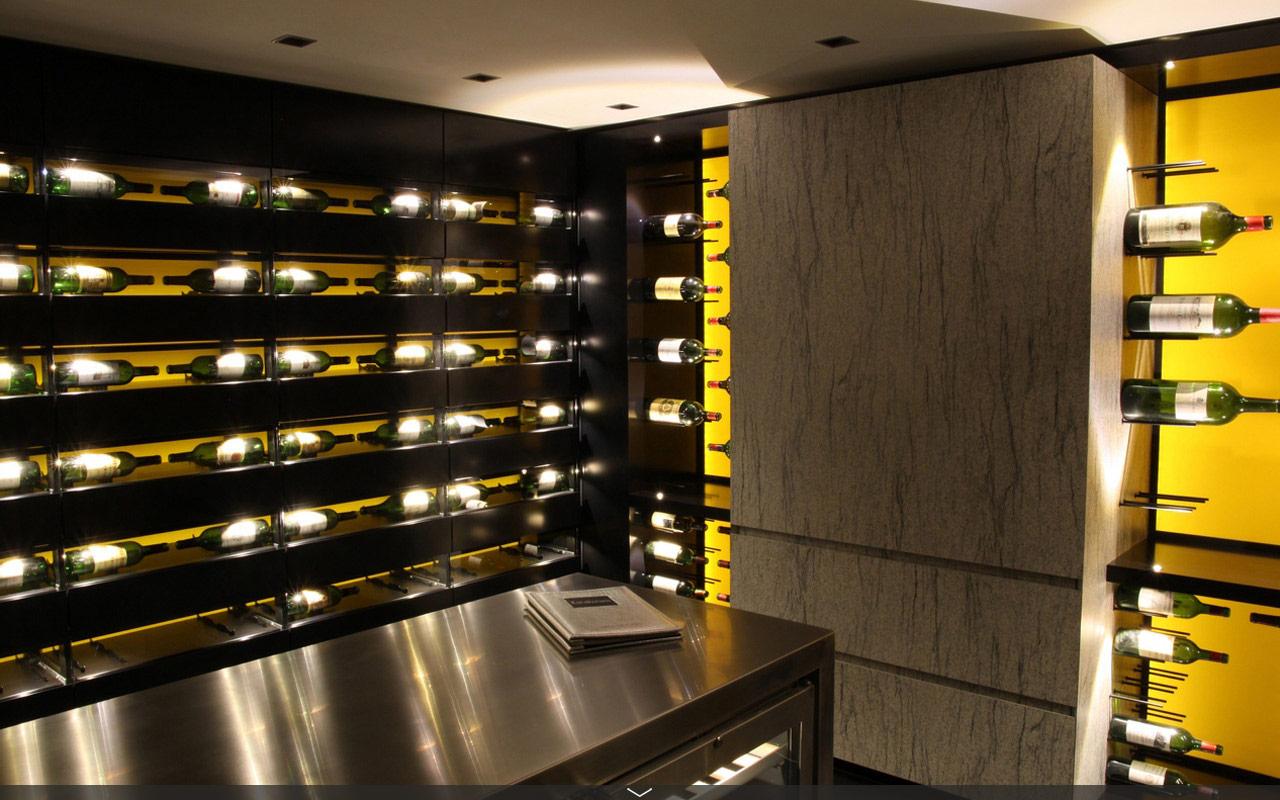 Une Cave A Vin degré 12 - une nouvelle vision de la cave à vin